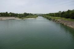 063 - Hier bildet der Rhein die Grenze zwischen Deutschland und Frankreich