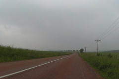 116 - Die Landstraßen zogen sich endlos dahin