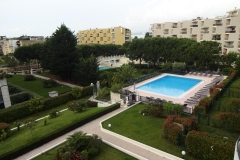 475 - Die Hotelanlage in Cagnes-Sur-Mer - schon schön, gell