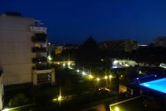 477 - Die Anlage bei Nacht