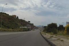 400 - Seht ihr die zwei Kreuzfahrt-Riesen am Ende der Straße?