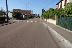 163 - Endlich in den Außenbezirken von Dijon