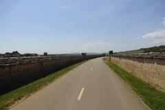 171 - So läuft es doch super - Radweg hinter Beaune