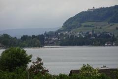 013 - Burg Hohenklingen und Ausfluss des Rheins aus dem Untersee