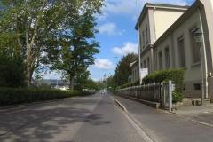 021 - Einfahrt nach Schaffhausen