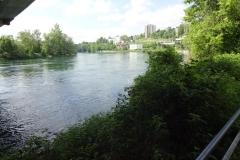 022 - Der Rhein fließt noch relativ ruhig