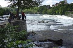 026 - Rheinfall bei Schaffhausen