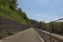 037 - Flott ging es dahin Richtung Laufenburg