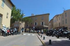 443 - In den Gassen von Saint-Tropez
