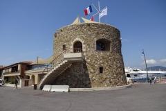 444 - Der Jachthafen von Saint-Tropez