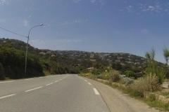 451 - Das Hinterland der Küste ist dicht besiedelt