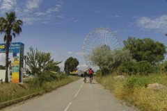 452 - Vergnügungspark Aqualand bei Fréjus