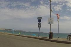 453 - Der Strand bei Saint-Raphael