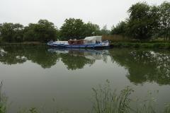 105 - Echt schönes Hausboot, mit Seitenschwertern und schön restauriert