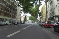 231 - Zum Glück waren die Straßen in Lyon am Feiertag so gut wie leer