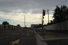 236 - In Baustellen fehlt dann auch noch der Radstreifen