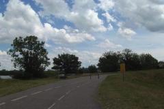 255 - Radweg mit Verkehrsberuhigung
