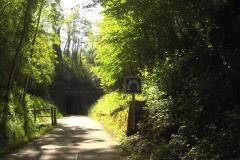 178G - Der Eingang zum Tunnel