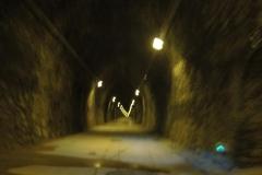 178H - Im Tunnel war die Beleuchtung etwas suboptimal