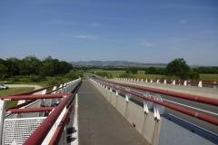179B - Blick zurück auf die Weinberge der Bourgogne