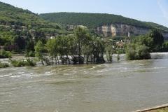 182 - Ganz schön breit hier der Fluss