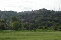 293 - Durch die viele Stromerzeugung an der Rhône ist es schwierig ein Bild ohne Stromleitungen zu machen - hier keine Chance