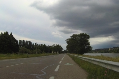 309 - Die Gewitterwolken kamen immer näher