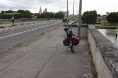 310 - Sur le Pont d'Avignon