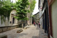 317 - In den Gassen von Avignon