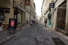 318 - In den Gassen von Avignon