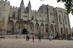 319 - Der Papstpalast von Avignon