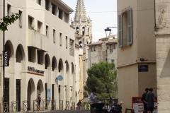336 - In den Gassen von Avignon