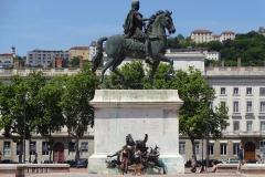 201 - Luis XIV - der da oben natürlich