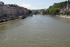 206 - Die Saône flussabwärts