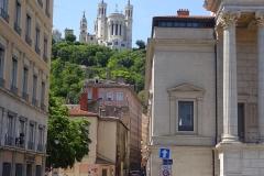 213 - Die Kathedrale Notre Dame de Fourviere ist von fast überall zu sehen