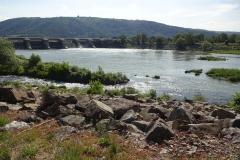 271 - Die Rhône ist wohl Frankreichs Stromlieferant Nummer eins