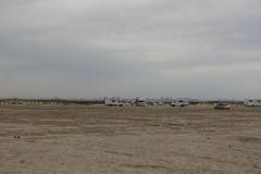 368 - Wohnmobile haben den Strand in Beschlag genommen