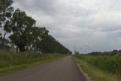 371 - Hier war der Radweg noch in schönster Ordnung