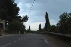 382 - Nun war ich auf den Sträßchen der Côte d'Azur angekommen