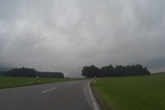 Noch ging es recht eben nach Bad Feilnbach