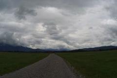 Und weiterhin viele Wolken, aber meist trocken