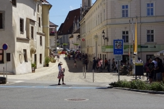 Eingang in die Altstadt von Melk