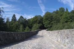 Schöne alte Steinbrücke