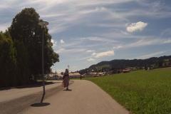 Aha, in Oberstaufen ist wohl nicht nur der Ort hübsch ...