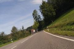 Motorradfeeling - man kann sich in die Kurven legen :-)