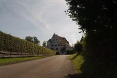 Dieser Anblick musste schwer errdelt werden - Schloss Syrgenstein
