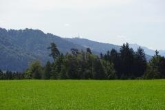 Der Pfänder bei Bregenz