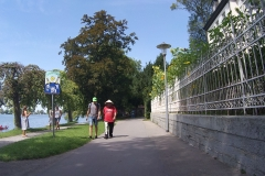 Komische Gestalten in Lindau
