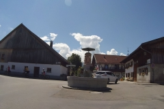 Durchfahrt Schwangau