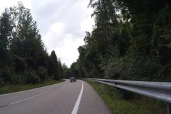 """Nervtötend, der kleine Streifen ist der """"Fahrradweg"""""""